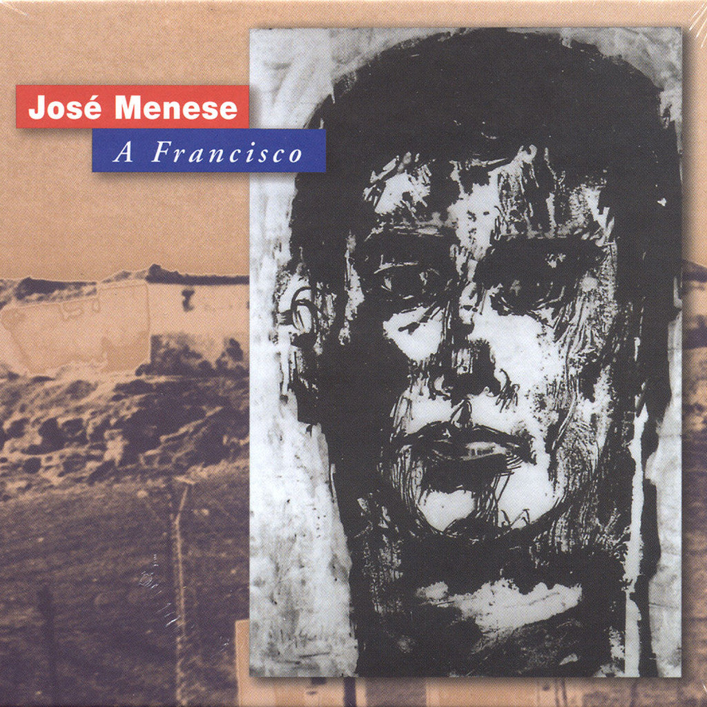 Image of José Menese, A Francisco, CD
