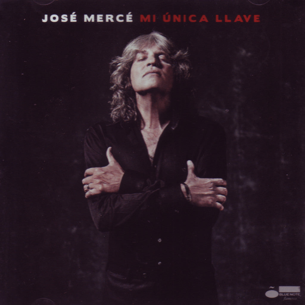 Image of José Mercé, Mi Unica Llave, CD