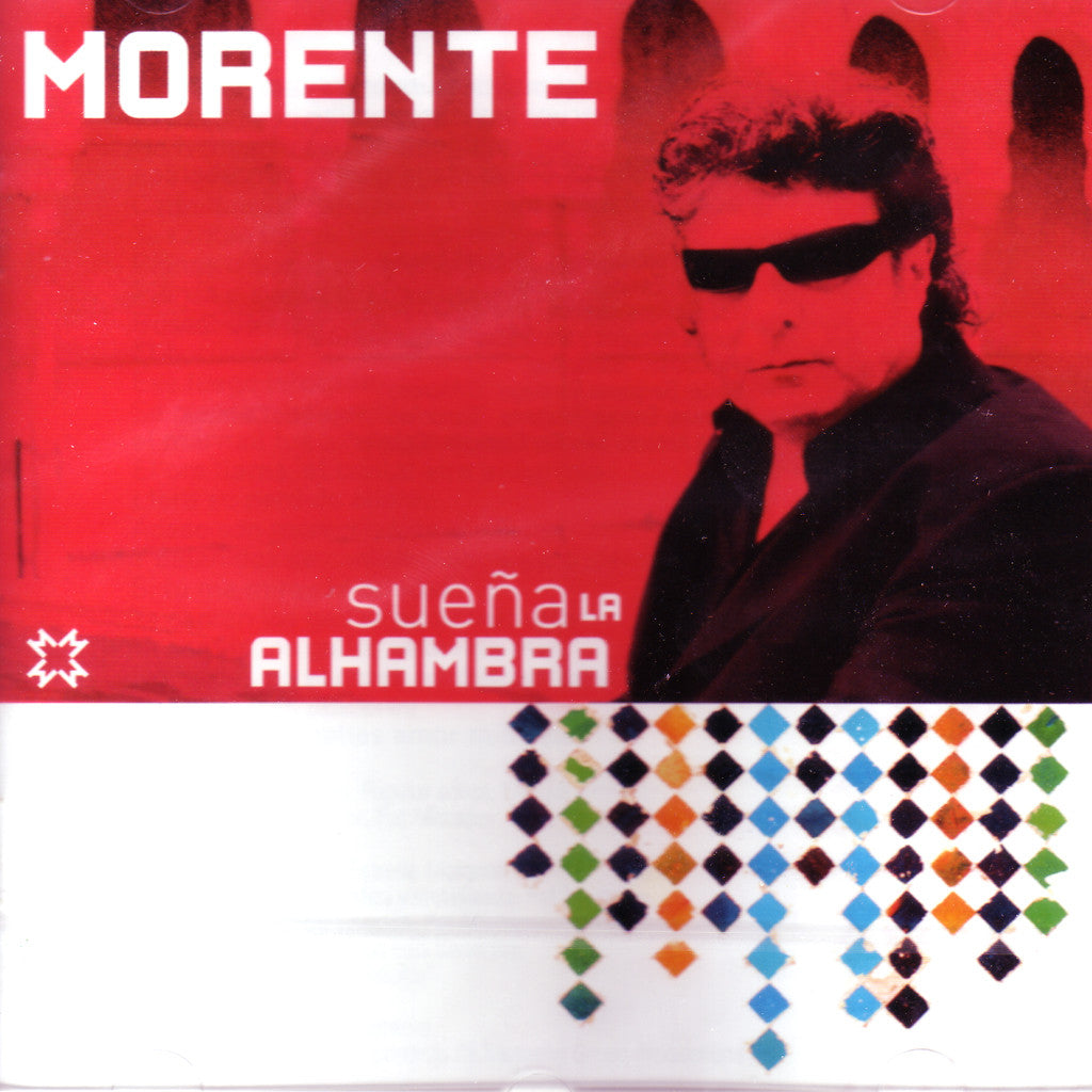 Image of Enrique Morente, Sueña la Alhambra, CD