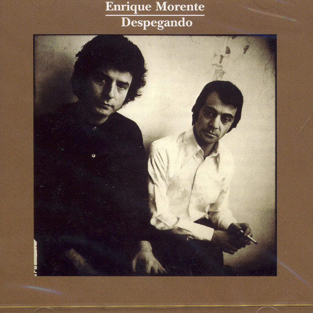Image of Enrique Morente, Despegando, CD