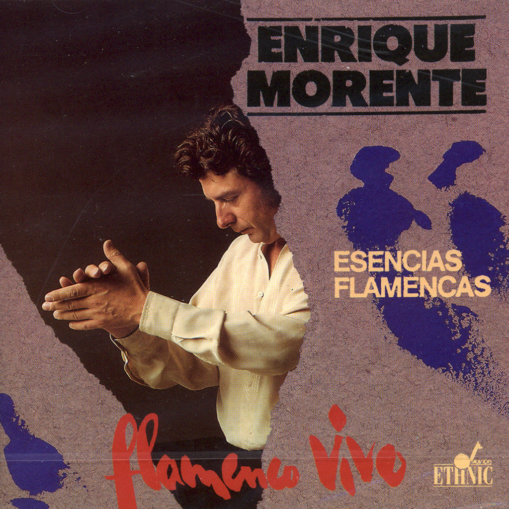 Image of Enrique Morente, Esencias Flamencas, CD