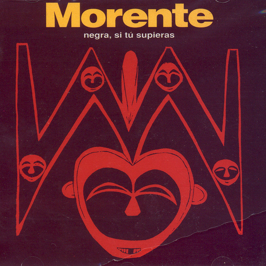 Image of Enrique Morente, Negra Si Tu Supieras, CD