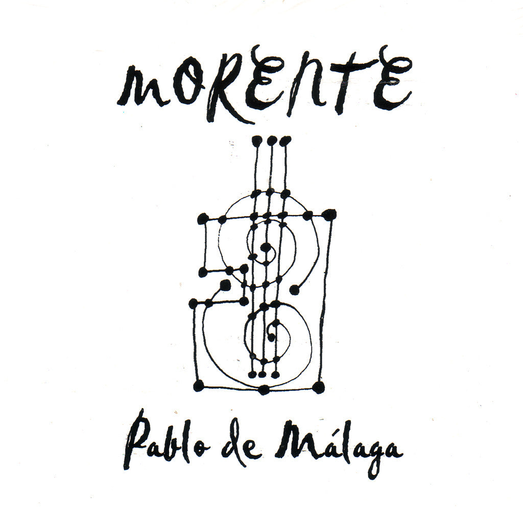 Image of Enrique Morente, Pablo de Malaga, CD