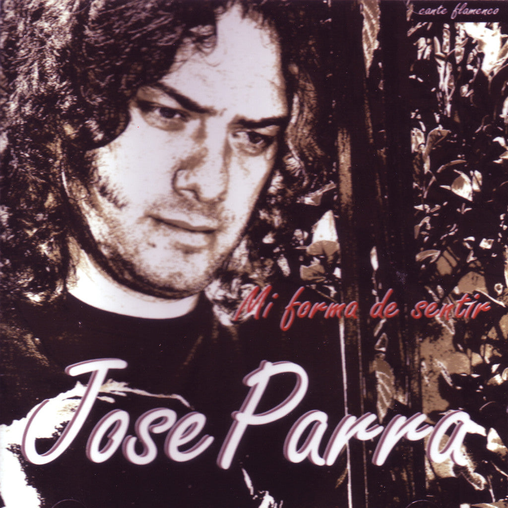 Image of Jose Parra, Mi Forma de Sentir, CD