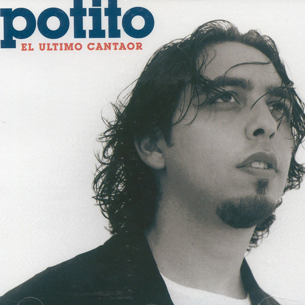 Image of El Potito, El Ultimo Cantaor, CD