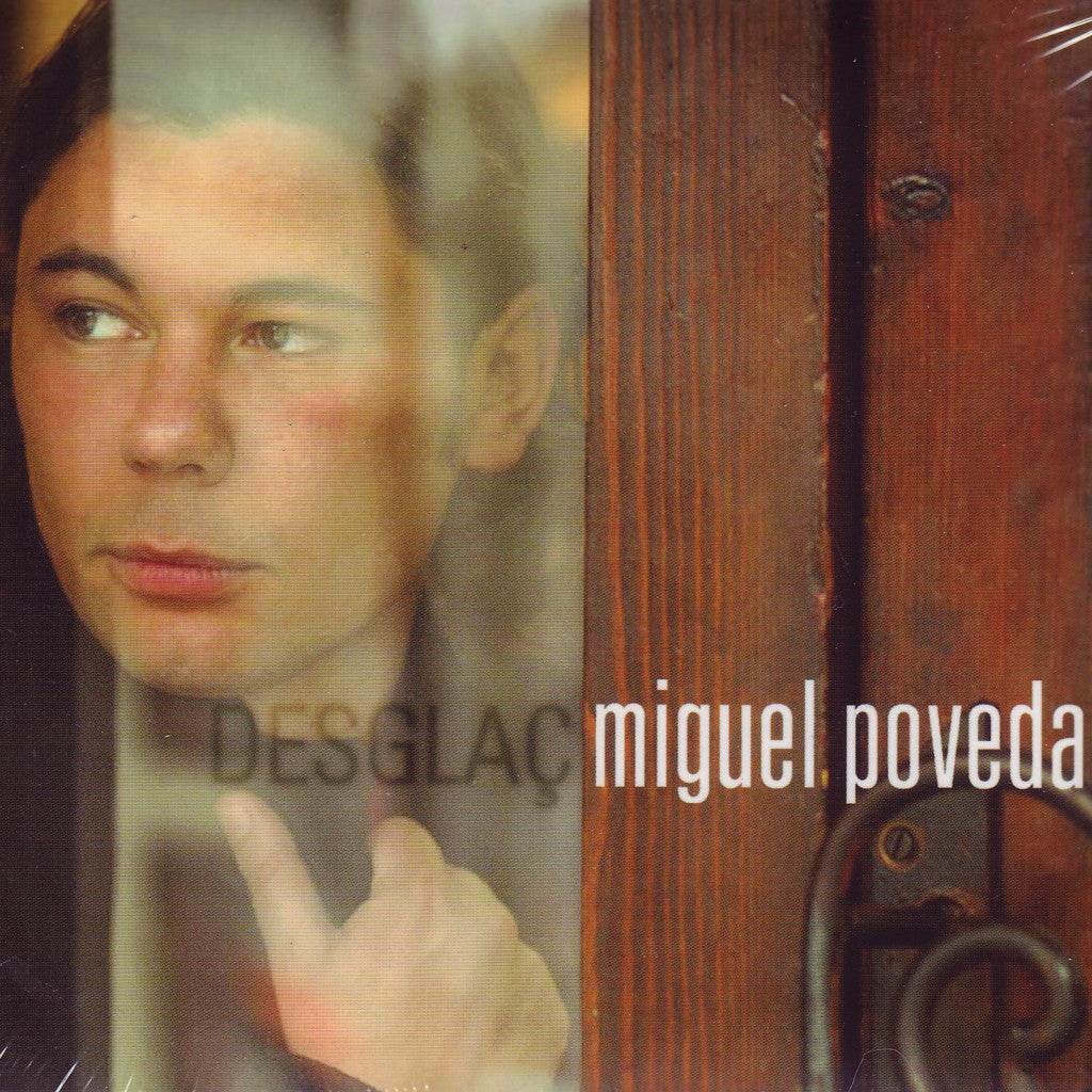 Image of Miguel Poveda, Desglaç, CD