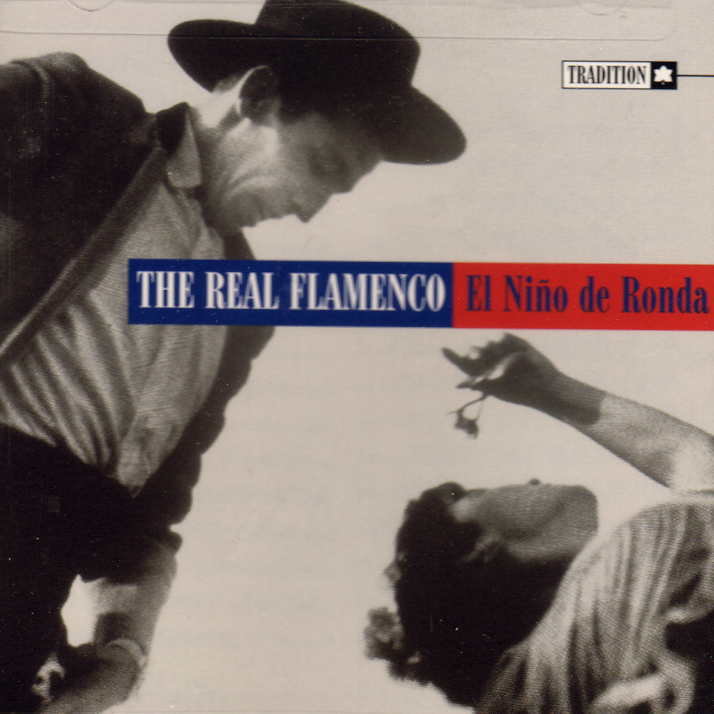 Image of El Niño de Ronda, The Real Flamenco, CD