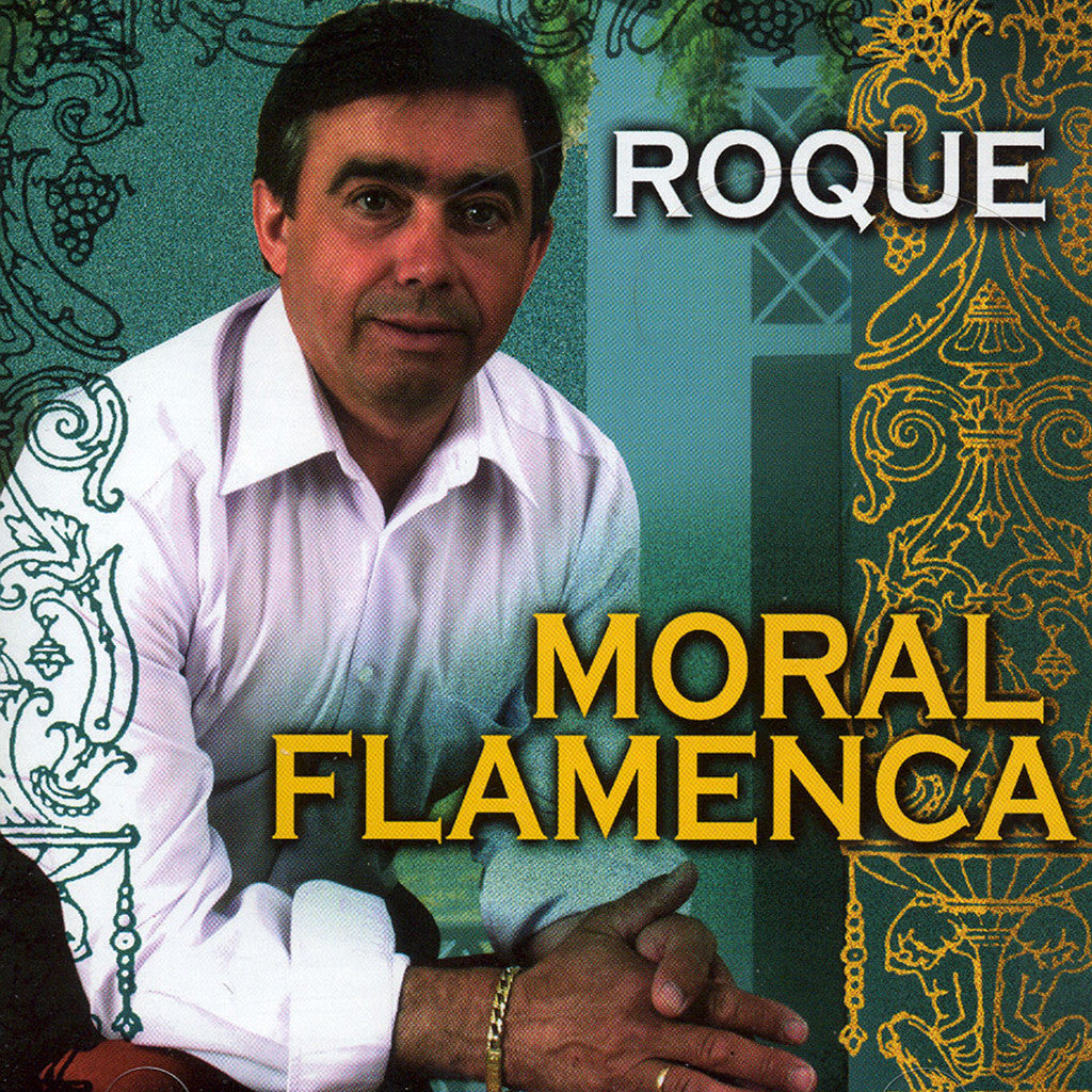 Image of Roque, Moral Flamenca, CD