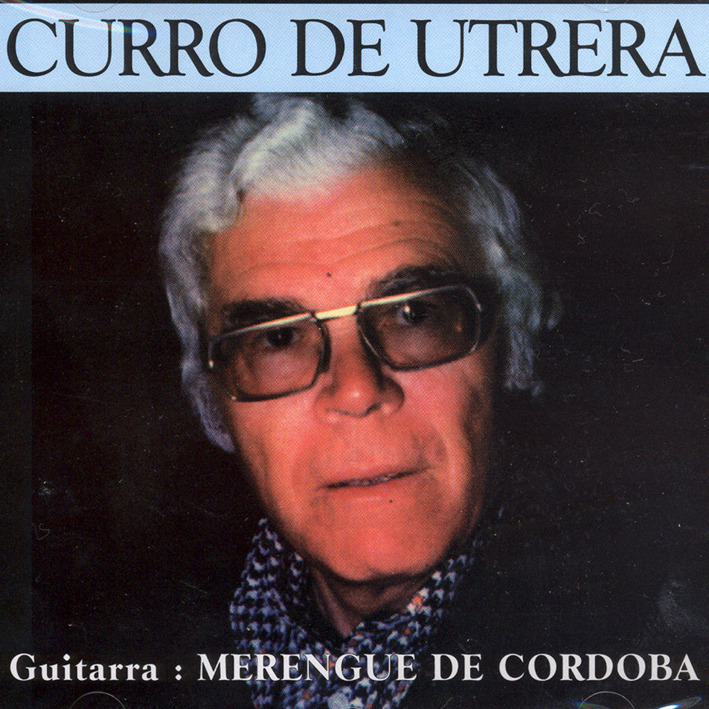 Image of Curro de Utrera, Curro de Utrera, CD