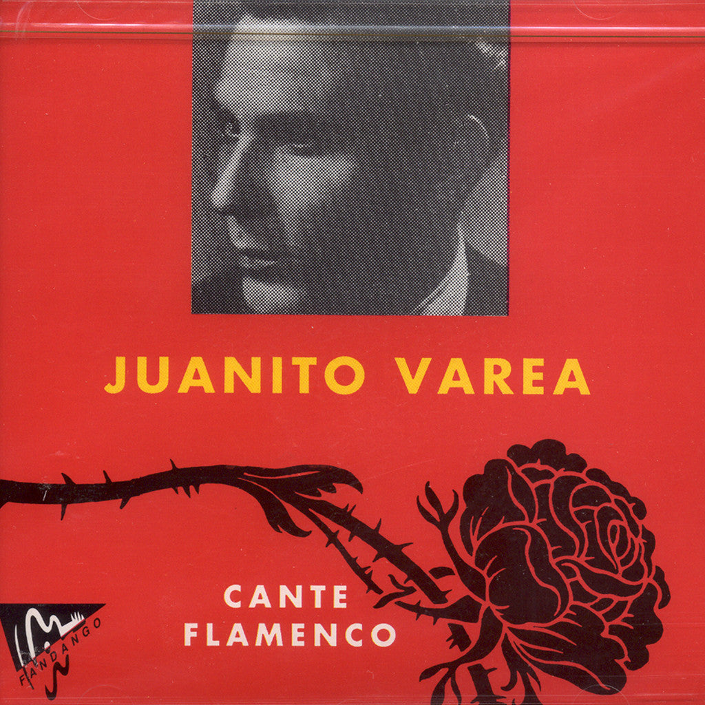 Image of Juan Varea, Cante Flamenco (Fandango), CD