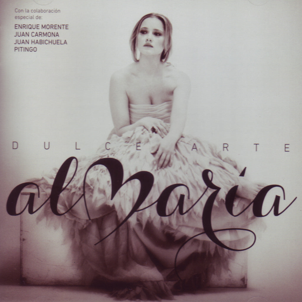 Image of alMaria, Dulce Arte, CD
