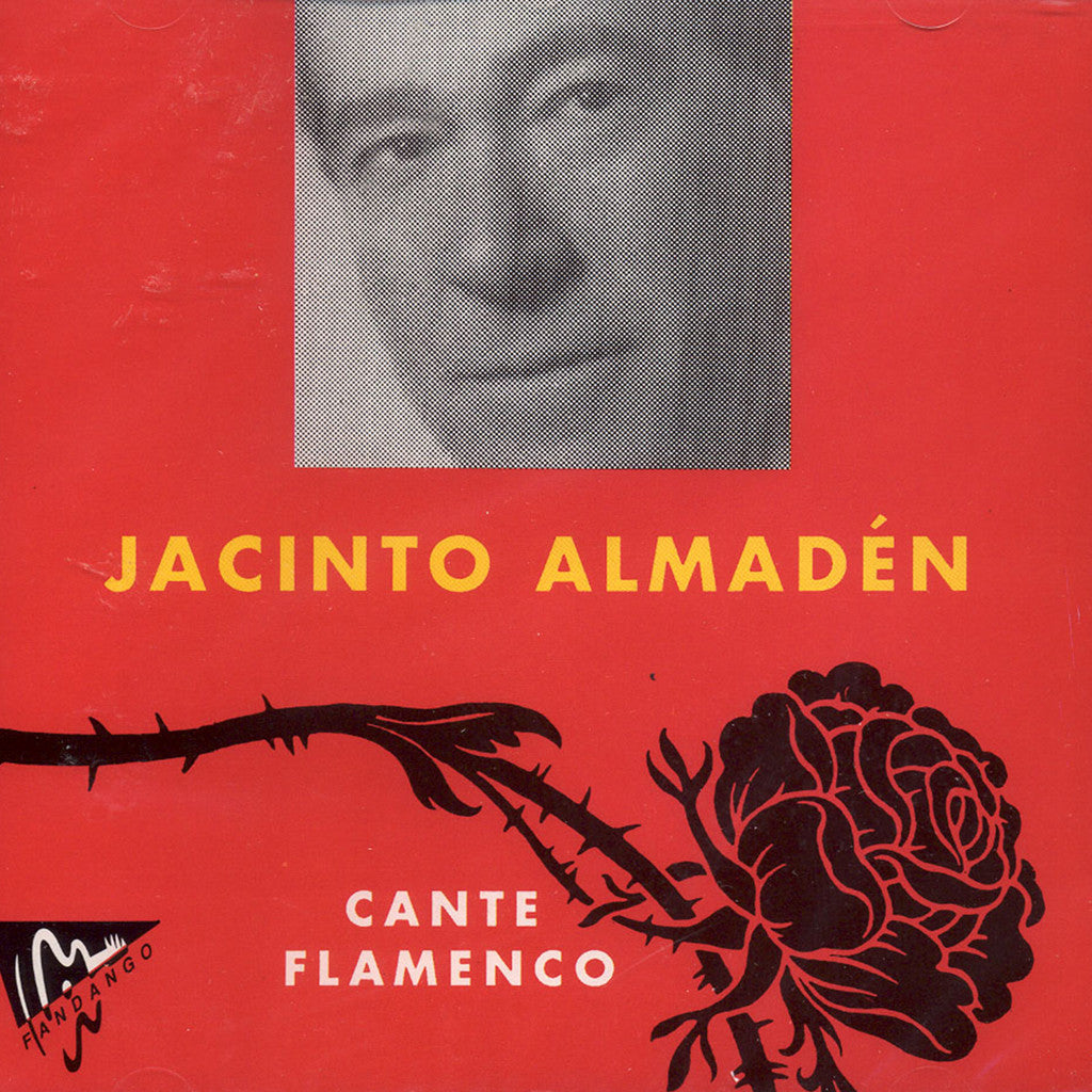 Image of Jacinto Almaden, Cante Flamenco, CD