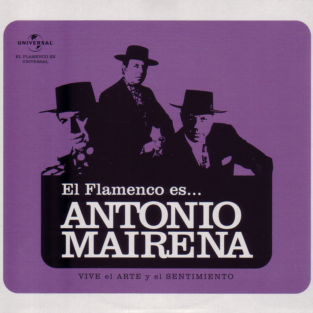 Image of Antonio Mairena, El Flamenco Es..., CD