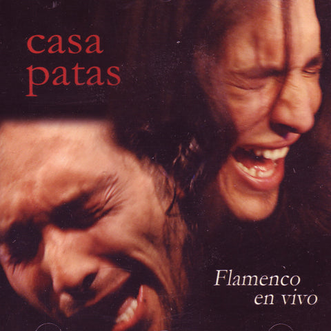 Image of Various Artists, Casa Patas: Flamenco en Vivo, CD