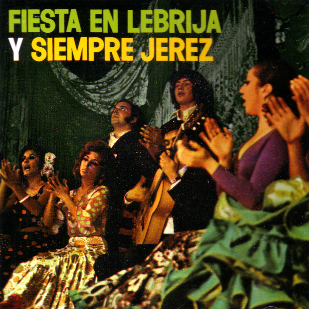 Image of Various Artists, Fiesta en Lebrija y Siempre Jerez, CD