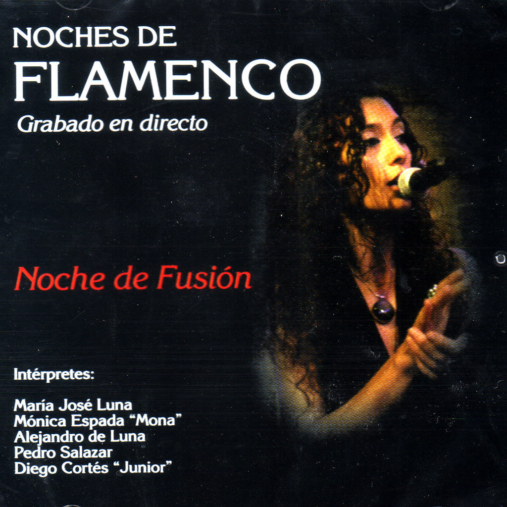 Image of Various Artists, Noches de Flamenco: Noche de Fusion, CD