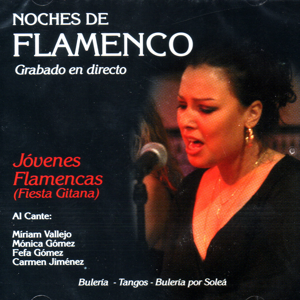 Image of Various Artists, Noches de Flamenco: Jovenes Flamencas (Fiesta Gitana), CD