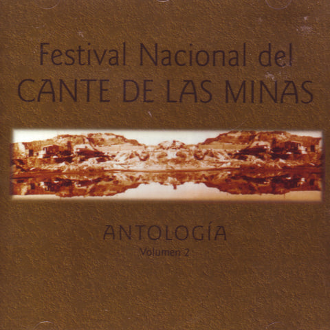 Image of Various Artists, Festival del Cante de las Minas: Antologia vol.2, CD
