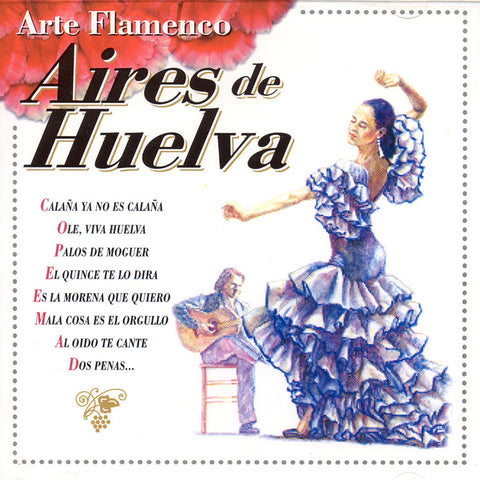 Image of Various Artists, Aires de Huelva, CD