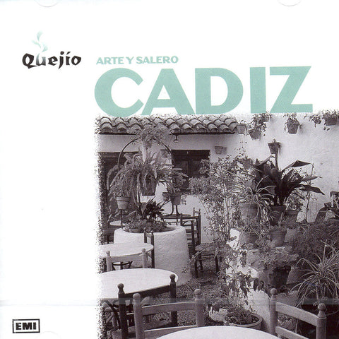 Image of Various Artists, Cadiz: Arte y Salero, 2 CDs