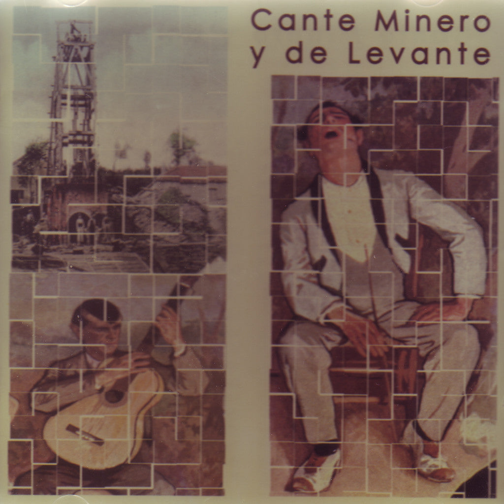 Image of Various Artists, Cante Minero y de Levante, CD