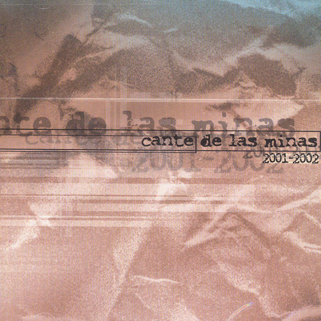 Image of Various Artists, Cante de las Minas 2001-2002, 2 CDs