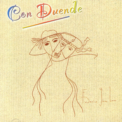 Image of Various Artists, Con Duende, CD