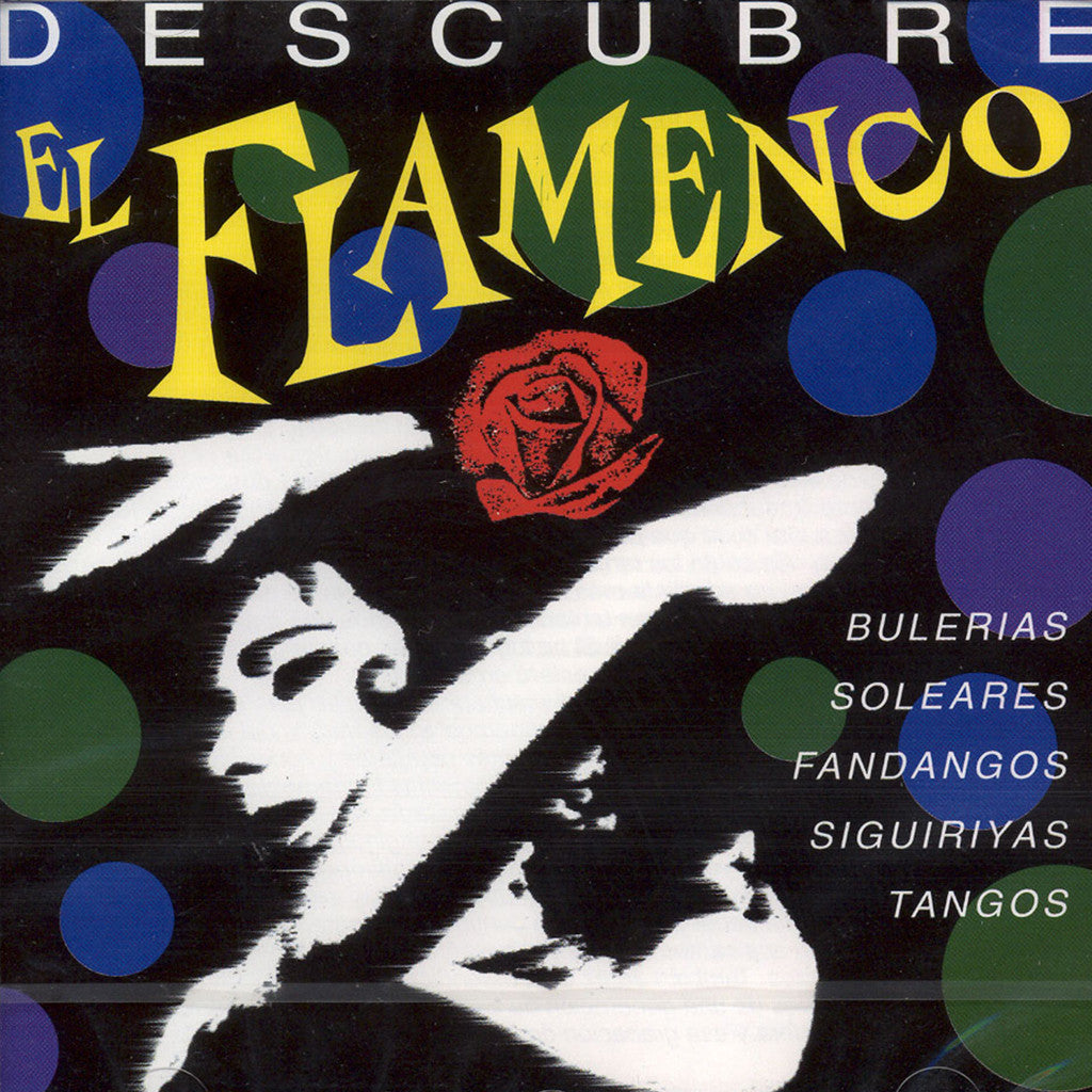 Image of Various Artists, Descubre el Flamenco, CD