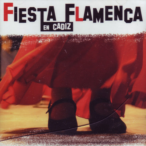 Image of Various Artists, Fiesta Flamenca en Cadiz, CD