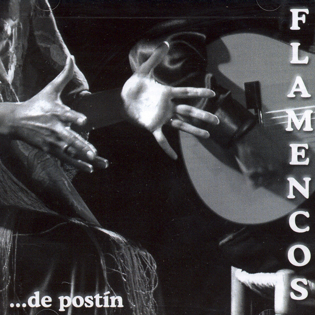 Image of Various Artists, Flamencos de Postin, 2 CDs