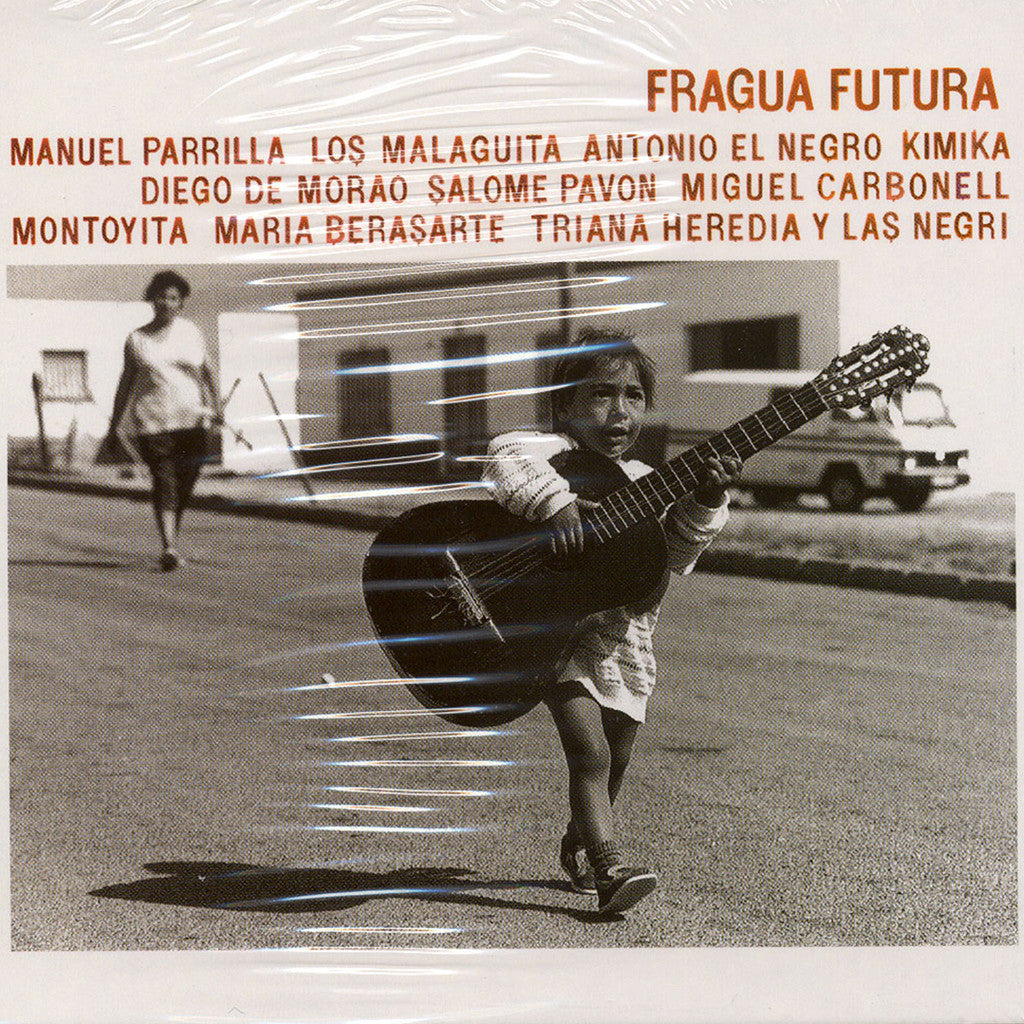 Image of Various Artists, Fragua Futura, CD
