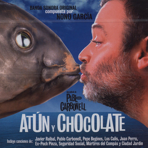 Image of Nono Garcia & others, Atun y Chocolate, CD