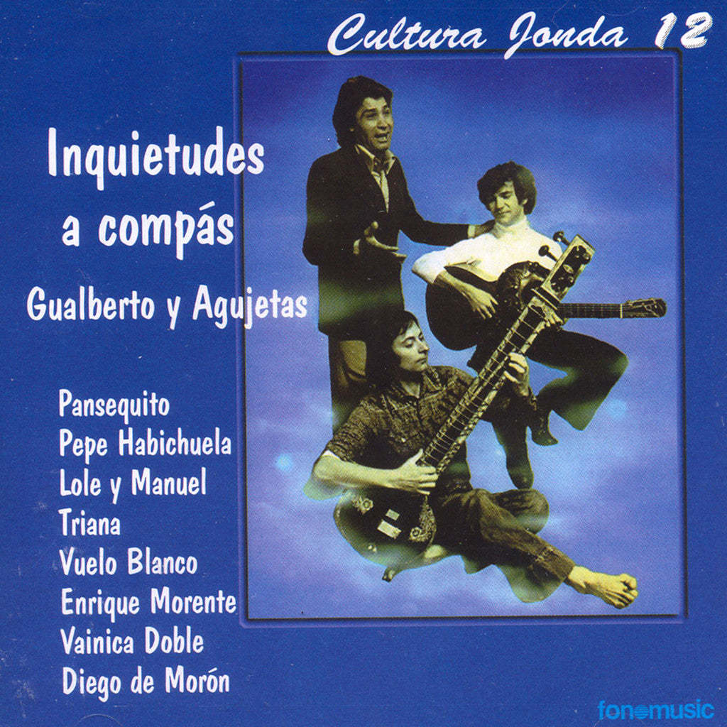 Image of Various Artists, Inquietudes a Compas, CD