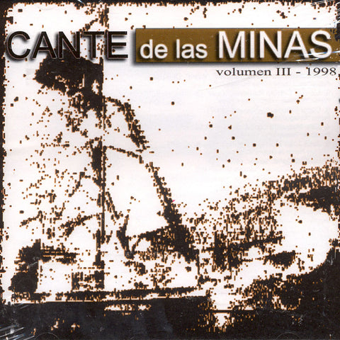 Image of Various Artists, Cante de las Minas vol.3: 1998, CD
