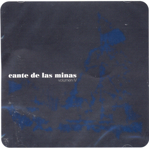Image of Various Artists, Cante de las Minas vol.4: 1999, CD