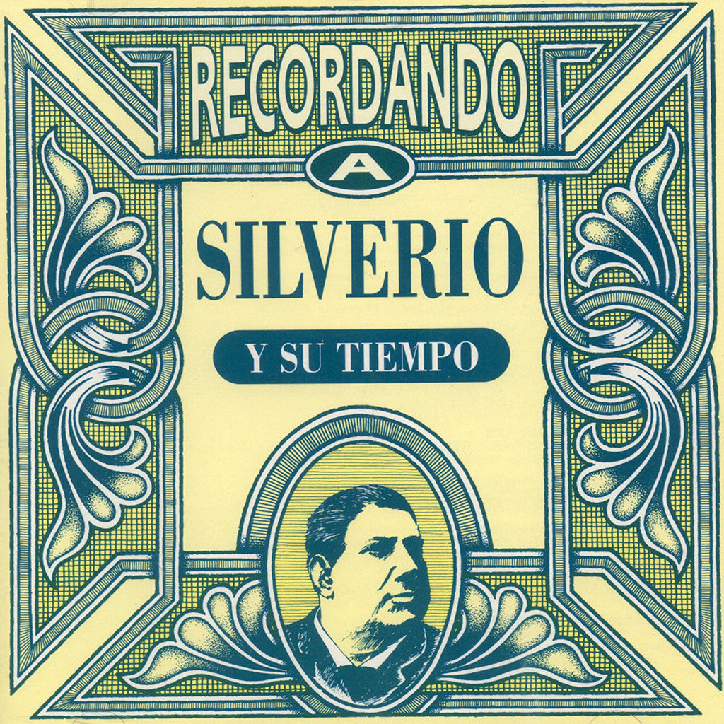 Image of Various Artists, Recordando a Silverio y Su Tiempo, CD