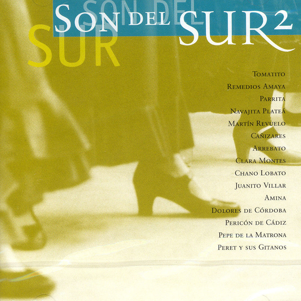 Image of Various Artists, Son del Sur 2, CD