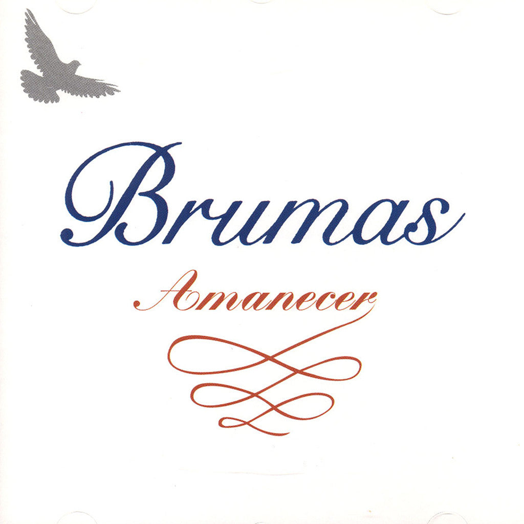 Image of Brumas, Amanecer, CD