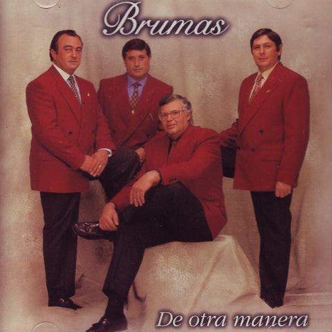 Image of Brumas, De Otra Manera, CD