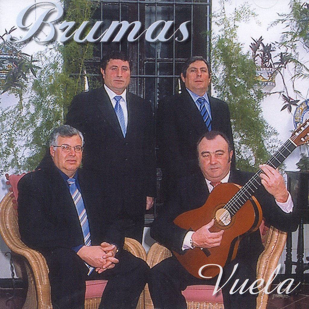 Image of Brumas, Vuela, CD