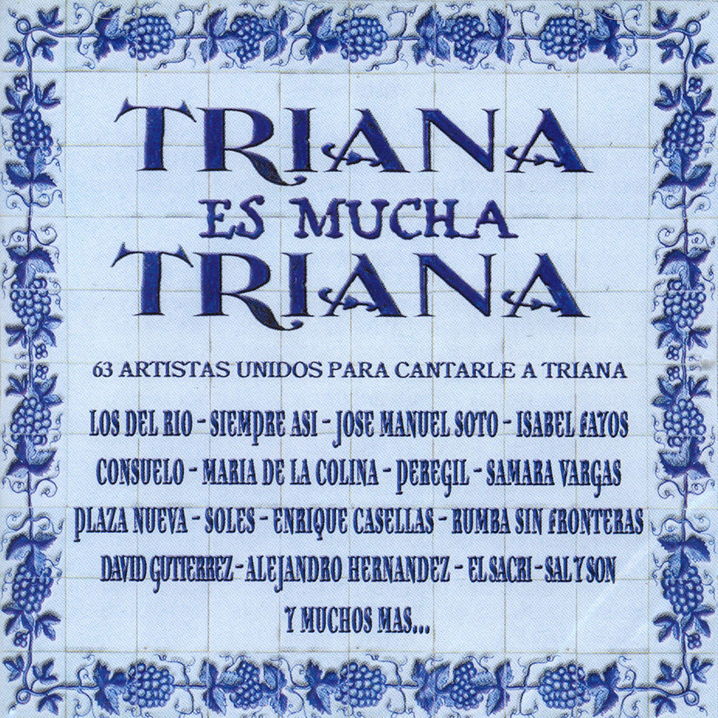 Image of Various Artists, Triana es Mucha Triana, CD