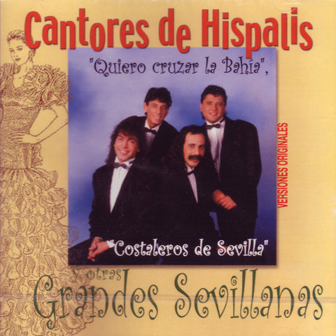 Image of Cantores de Hispalis, Coleccion Grandes Sevillanas, CD