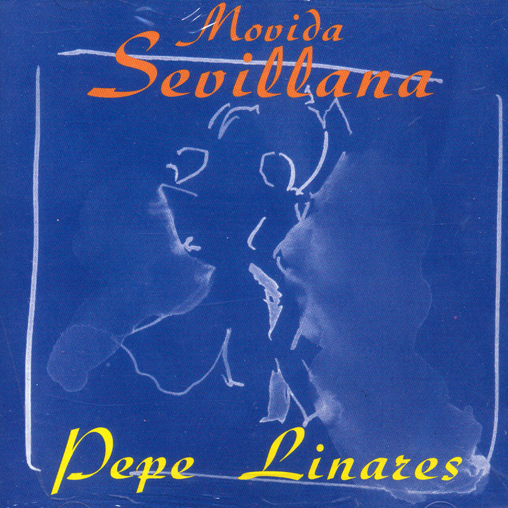 Image of Pepe Linares, Movida Sevillana, CD