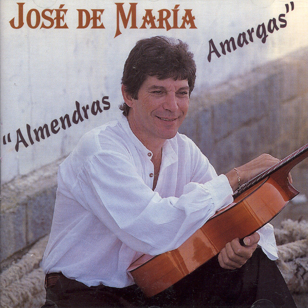 Image of Jose de Maria, Almendras Amargas, CD