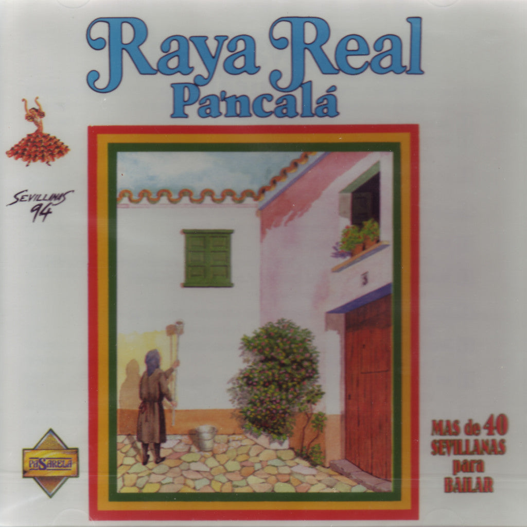 Image of Raya Real, Pa'ncalá, CD
