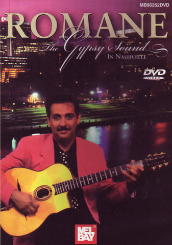 Image of Romane, The Gypsy Sound in Nashville, DVD