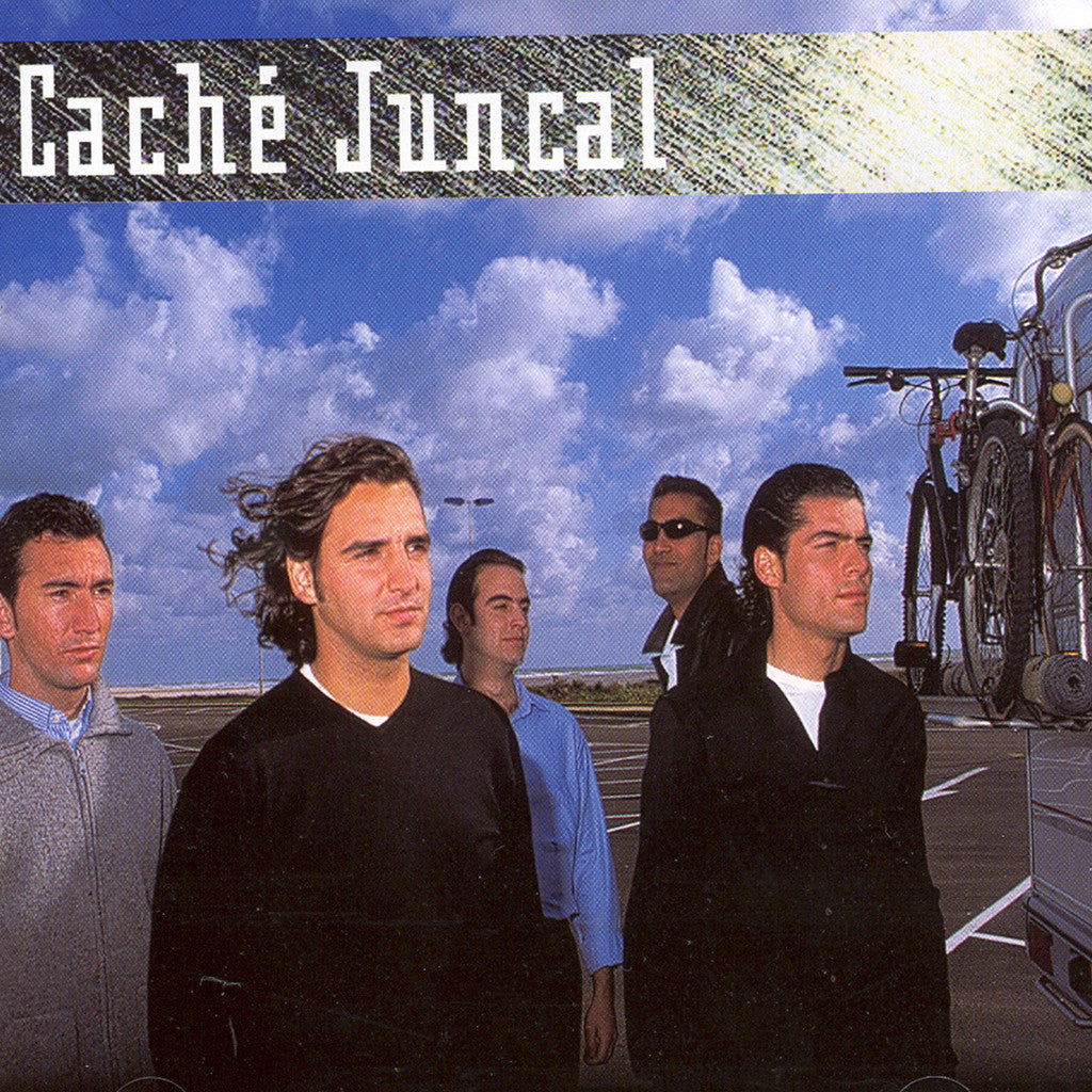 Image of Cache Juncal, Contracorriente, CD