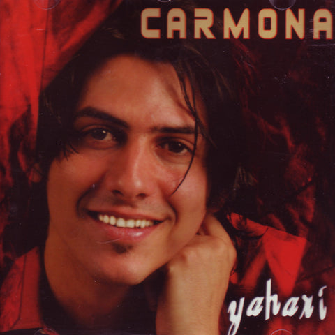 Image of Carmona, Yahari, CD