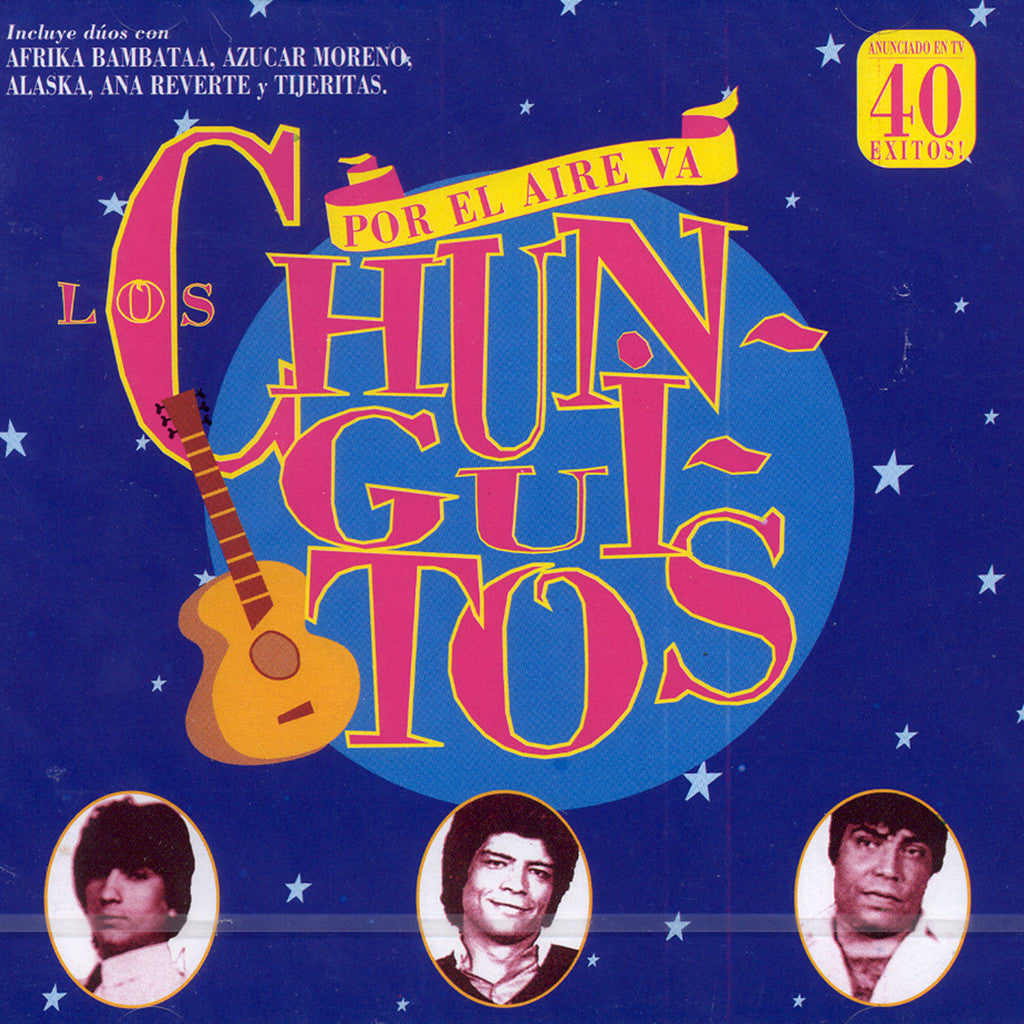 Image of Los Chunguitos, Grandes Exitos, 2 CDs