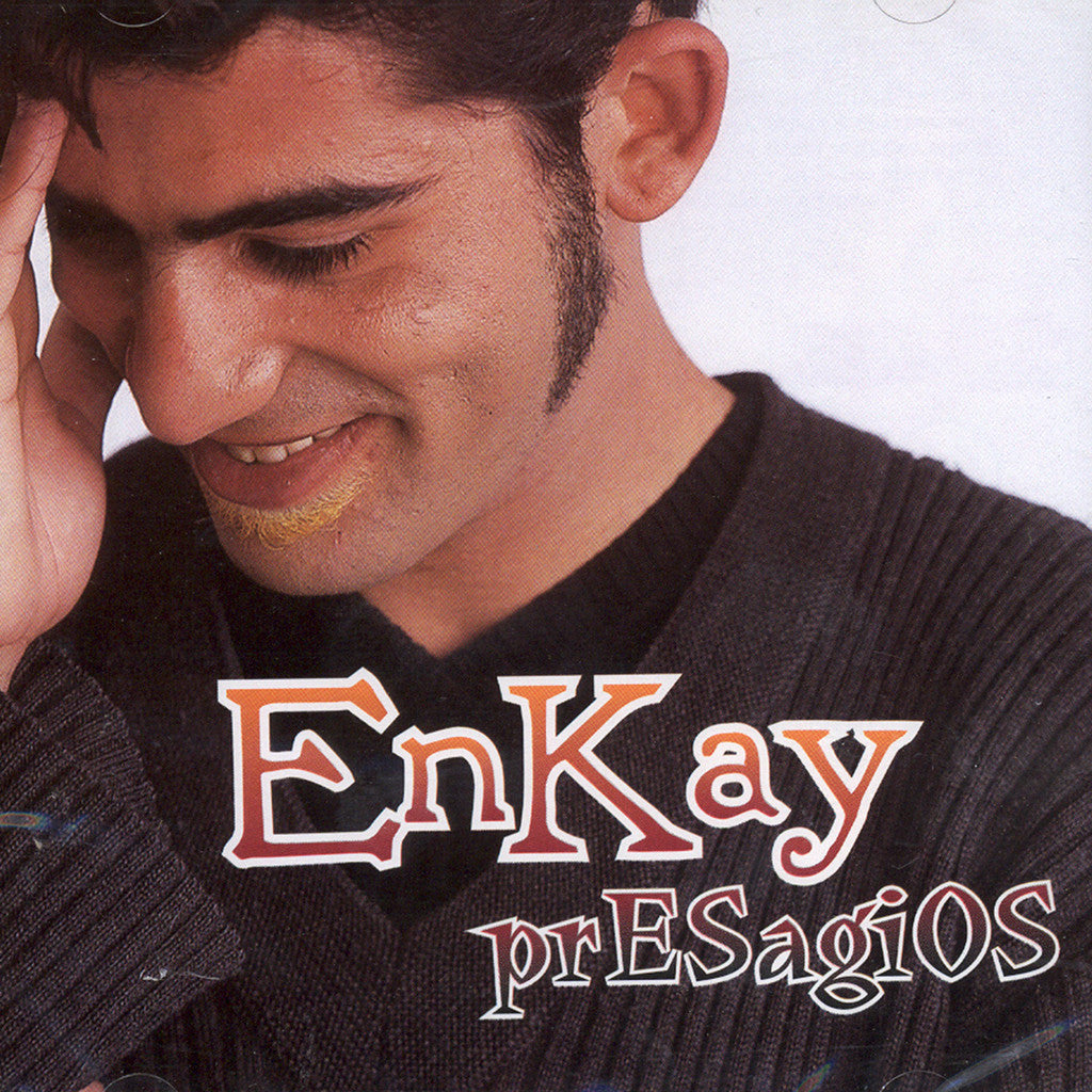 Image of Enkay, Presagios, CD